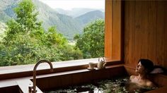 Bhutan, stone baths, spa, Asia, Uma Punakha (Credit: Credit: Como Hotels and Resorts)
