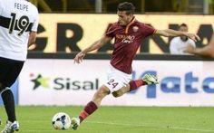 Parma Roma 1-3 video e gol del match, giallorossi alla distanza #parma #roma #totti #florenzi #strootman