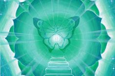 """Spiritually, the Throat Chakra's element is ether and is considered the """"soul's gate,"""" separating our external and internal strengths. The s..."""
