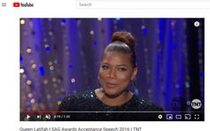 Comedy Series, Drama Series, Award Acceptance Speech, Murder In The First, The Last Ship, Major Crimes, Queen Latifah, Sag Awards, Change The World