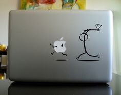 Puedes perseguir a tu manzana: | 31 Cosas geniales que puedes hacer con el logo de Apple de tu Mac