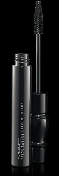 MAC Cosmetics: False Lashes Extreme Black in Extreme Black