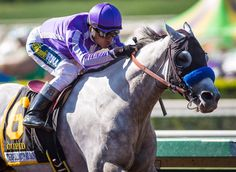 Tabor, Magnier and Smith's Cupid (Tapit) sat a dream trip just behind a trio of dueling leaders and kicked off his 4-year-old season in style with a dominating performance at odds of 7-1 in Saturday's …
