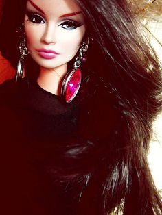 what Barbie is this?? she's gangster