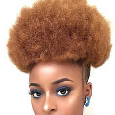 Puff of life #naturalhair