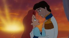 The many faces of Prince Eric. The Little Mermaid, sassy Prince Eric