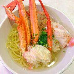 レシピとお料理がひらめくSnapDish - 37件のもぐもぐ - Kani ramen by sirakorn owada