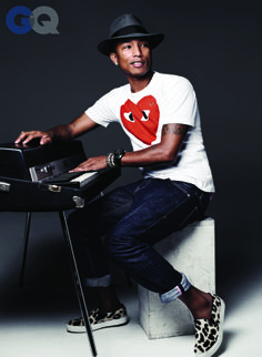 Les collaborations de Pharrell Williams