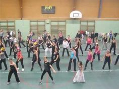 ZUMBA SANDRA CAEN LOCKED OUT OF HEAVEN