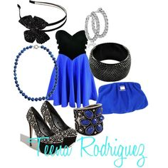 Beautiful in Blue- By Teena Rodriguez