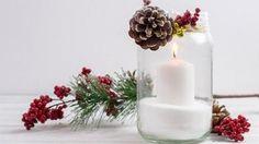 Zimní lampiony |Vytvořte si kouzelné Vánoce