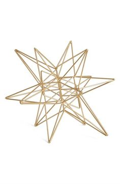 Free shipping and returns on Crystal Art Gallery Star Wire Sculpture at Nordstrom.com. A starry sculpture in bent wire makes a striking display object for tabletops or shelves.