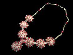 diy beading whimsical beaded necklace