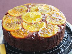 Moist, dense and dripping with syrup, this chocolate orange polenta cake is a very grown-up way to recapture a childhood love for jaffa cakes.