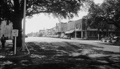 Monroe Street at Park Avenue