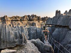 .Tsingy de Bemaraha National Park, Madagascar