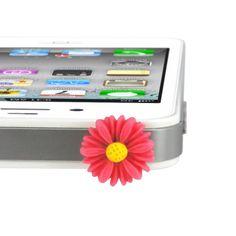 iPhone Daisy that plugs into headphone jack.