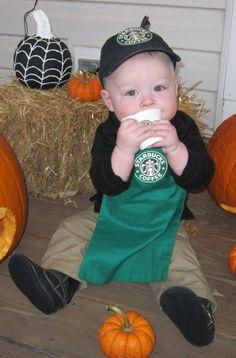 Starbucks Crafts and Halloween Costume