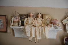 Paula's Jane Austen inspired shelf   Flickr - Photo Sharing!