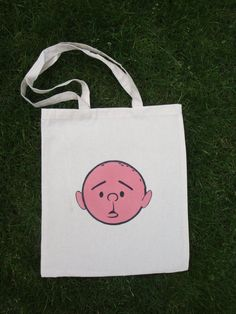 Karl Pilkington  Canvas Tote Bag by Ramart79 on Etsy, £8.50