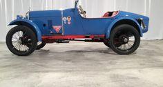 1923 Amilcar Model CC  - CV Duval Sport