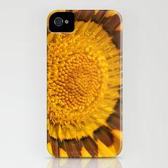 Gazania Macro iPhone Case