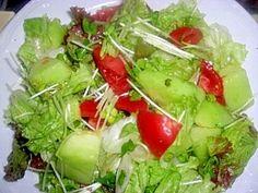 【はちみつレモンでメロンサラダ】さっぱりしたフルーツサラダです。 Cabbage, Vegetables, Recipes, Food, Recipies, Essen, Cabbages, Vegetable Recipes, Meals