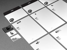 O on Branding Served  Personal identity and stationery for O Branding.