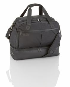 Travelite FLOW Reisetasche schwarz