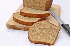 100 % Whole Wheat bread with vital wheat gluten.