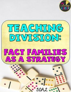Division Strategies BUNDLE! - Division Worksheets Activities Games ...