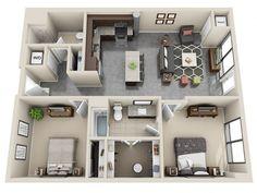 Junction Flats | Floor Plans & Pricing