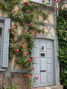 Gerberoy Fete des roses 2009 Part1 : なんかあった日。