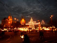 Erfurt - Christmas Market (2)