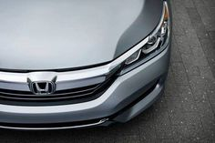 Sleek from every angle. The 2017 #Accord #Hybrid.