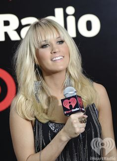 Carrie Underwood at the iHeartRadio Music Festival 2011. Enter now for a chance to win a trip and tickets to iHeartRadio Music Festival 2012: http://vegas.iheart.com/go/iheartradio-music-festival/   Listen to your own Carrie Underwood inspired station on iHeartRadio: http://www.iheart.com/#/artist/Carrie-Underwood-89416/?pname=pinterest=carrieunderwoodradio