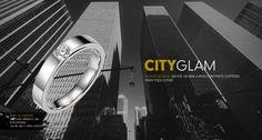 Glamourous city: novos designs de aneis by VERSE Joaillerie. verse-joaillerie.com.br