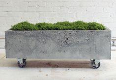 How to Make a Concrete Planter - Bob Vila