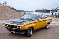 1974 Opel Manta TE2800