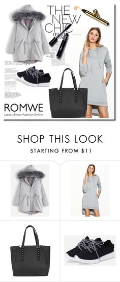 """""""Romwe 3./6"""" by passionforstyleandfashion ❤ liked on Polyvore"""