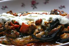 Afghan Burani Bonjon (Spicy Braised Eggplant) - I promise you'll never look at eggplant the same way again.