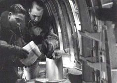WWII-RAF crew drop budles of propaganda Leaflets over Germany. Phoney War, Leaflets, Wwii, The Past, Germany, Drop, Brochures, World War Ii, Deutsch
