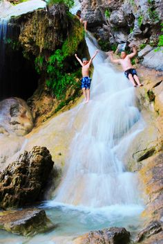 Oklahoma Offers Many Outdoor Adventures Perfect For Making New Family Memories Turner Falls
