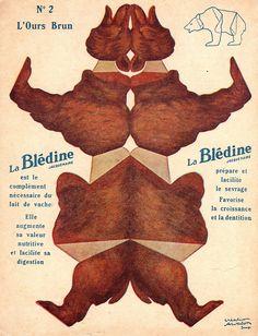 bledine ours brun by pilllpat (agence eureka), via Flickr