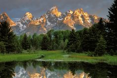 Grand Tetons, Wyoming photography-that-inspires