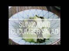 Sunomono Cucumber Salad