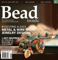 Bead Trends Magazine: Sept 2012 | Northridge Publishing