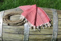 France Linen Towel Sea Beach Towel Beach Dress Swim by Ottomaniacs, $17.99