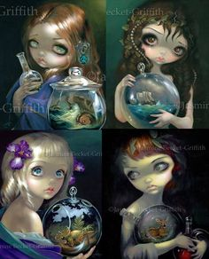 Mysterious World of Jasmine Becket-Griffith 【ジャスミン・ベケット-グリフィスの世界】