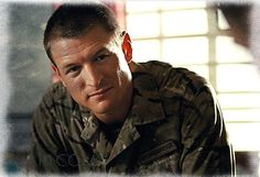 Philip Winchester in Strike Back